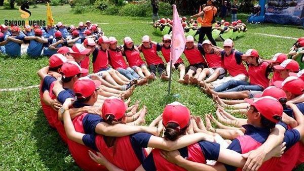 Saigon Events tổ chức chương trình team building